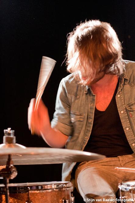 DeWolff + King Jack (UITVERKOCHT!) op 19 maart 2011 door Stijn van Baalen
