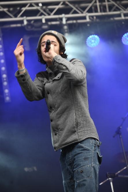 Festival Keizerrijk  op 17 mei 2012