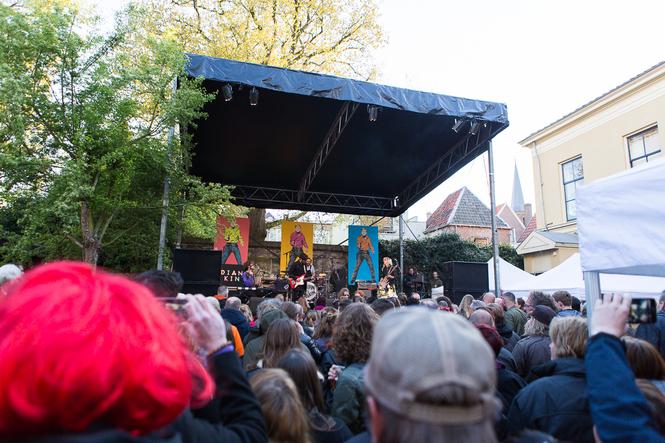Des Konings Festival op 27 april 2017 door Rick de Visser