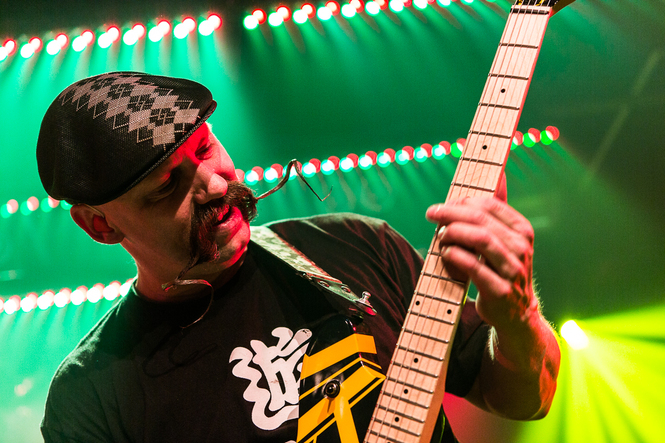 Zebrahead op 28 april 2017 door Rick de Visser