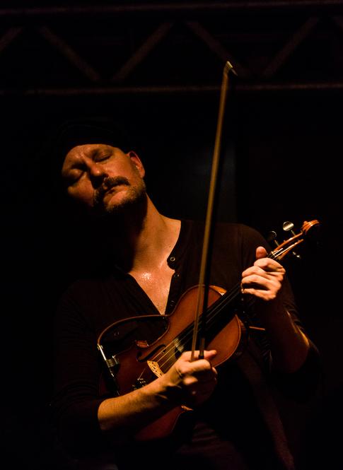 Joseph Huber (.357 Stringband ) op 18 oktober 2017 door Rick de Visser