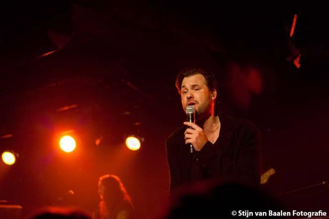 Boris  op  2 december 2017 door Stijn van Baalen