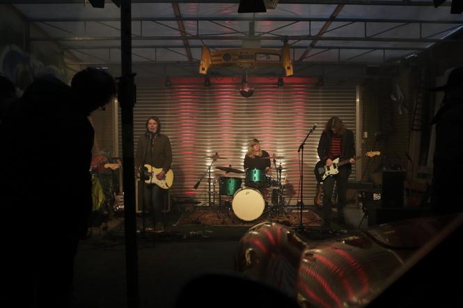 Muziek bij de Buren op 10 december 2017 door Marcel de Graaf