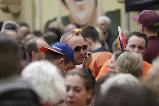 Des Konings Festival op 27 april 2018 door Marcel de Graaf