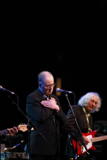 Bill Wyman op 27 januari 2010