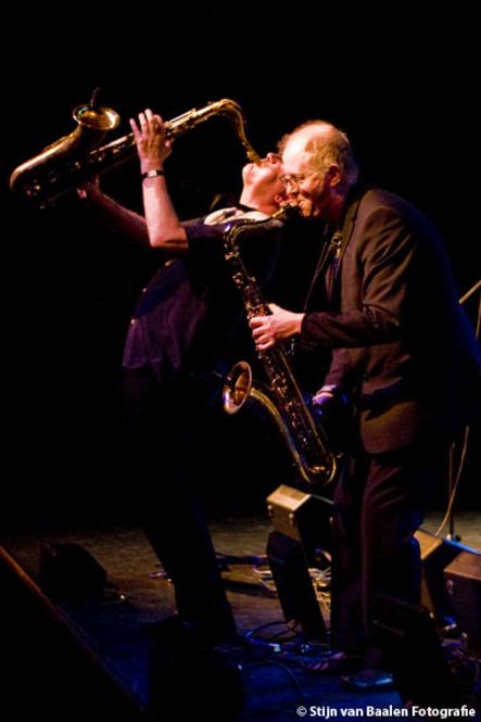 Bill Wyman op 27 januari 2010 door Stijn van Baalen