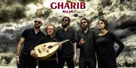 Gharib Band